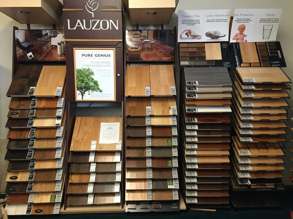 Marvelous Lauzon Hardwood Is One The Best Hardwood Floors For The Price. It Is A  Canadian Mill, And Has One The Best Selection Of Stains To Choose From  Along With ...